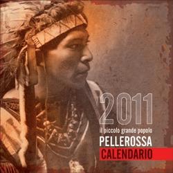 Calendario pellerossa 2011