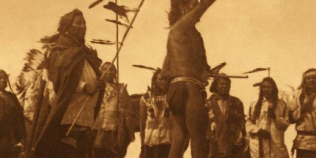 La leadership nel mondo degli indiani lakota